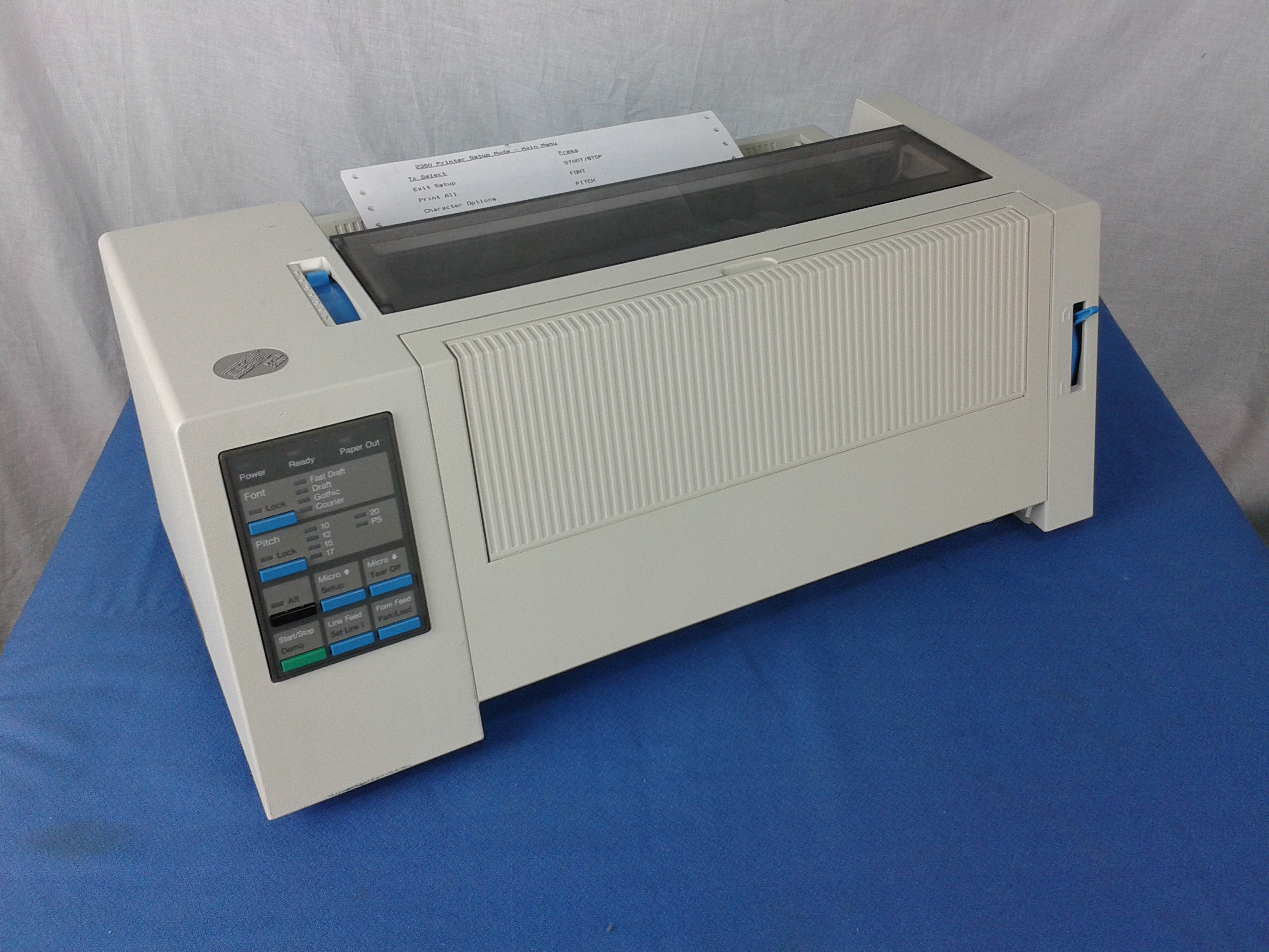 IBM PPS II 2390 Dot Matrix Printer