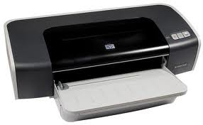 HP Deskjet 9650 Printer (C8137A) stock photo