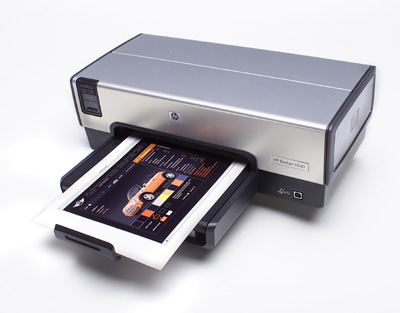 HP Deskjet 6000 Series