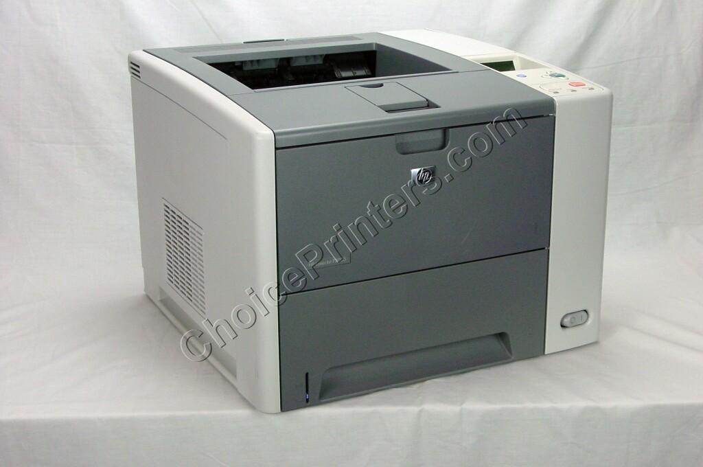 HP Laserjet P3005 Series  Laser Printer