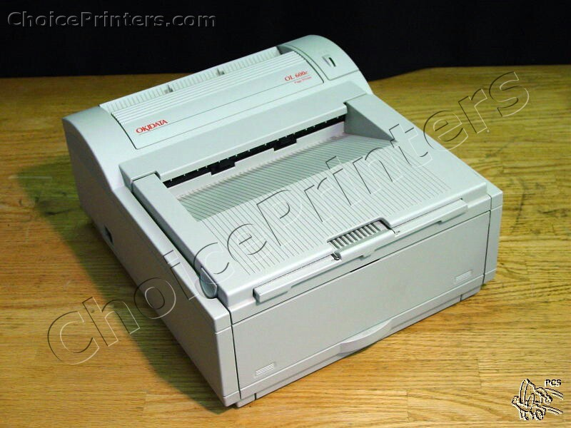 Okidata OL 600e LED Printer