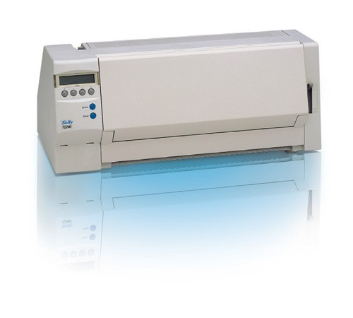 Tally Genicom T2240/9 Impact Printer